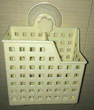 SUCTION CUP HOOK BASKET HOLDER FOR BATHROOM & KITCHEN ACCESSORY