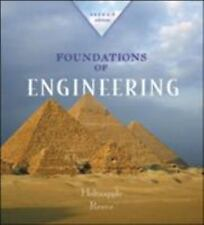 Foundations of Engineering by Holtzapple, Mark, Reece, W.