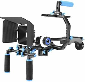 Neewer Film Movie System Kit Video Making System for DSLR Opened Box