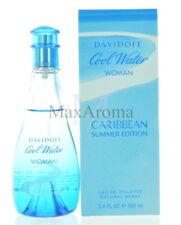 Davidoff Cool Water Caribbean Summer Edition Perfume Eau De Toilette 3.4 OZ 1...