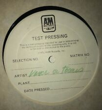 Vance Or Towers - S/T — Test Pressing!!!