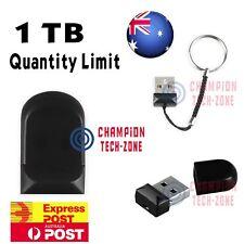 For PC USB Drive Mini Flash Drive Key 1TB Memory Storage Disk Stick USB 2.0 AU