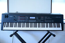 Yamaha MOX8 88-Key Graded Hammer Action Music Production Synthesizer Workstation