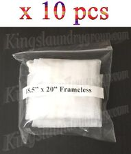 10pcs Dryer Lint Screen for Alliance 431215 (W/O Frame) 18.5X20 FreeShipping