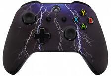 Violet Storm Xbox One S / X Custom UN-MODDED Controller Unique Design