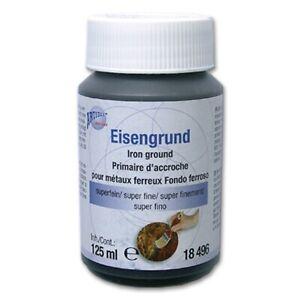(7,16€/100ml) Eisengrund fein 125 ml - 250g Creartec Artidee 18496, Dose