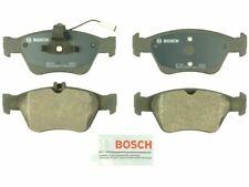 Front Bosch Brake Pad Set fits Mercedes Slk320 2001-2004 36Hkhz