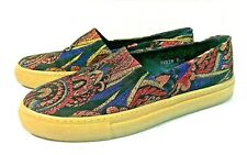 DRIES VAN NOTEN Multi-Color SLIP-ON SHOES Size 38 1/2 ITALY 38.5 USA 8 UK - 6