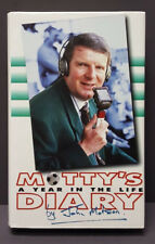 Motty's Diary:  A Year in the Life - by John Motson (Hardback 1996), 1st Ed BOOK