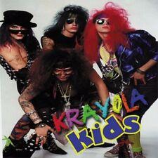 Krayola Kids - Self-Titled NEW CD LIMITED TO 100 Glam Hair Metal Hard Rock