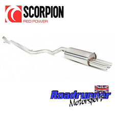 Scorpion Citroen DS3 Racing & 1.6T Exhaust Cat Back Stainless Non Resonated New