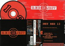 JOURNEY - Red 13 (EP)- 2002 JAPAN CD OBI ** TYKETTO