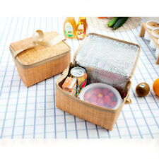 Portable Waterproof Insulated Thermal Cooler Lunch Box Tote Storage Picnic Bag