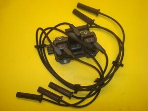 04 05 06 07 08 09 10 CHEVY MALIBU IGNITION COIL ASSEMBLY 3.5L 3.9L H6T40171ZC OE