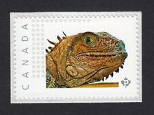 bq. GREEN IGUANA = Picture Postage Stamp Canada 2015 MNH VF [p15/2sn8]