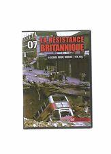 LA SECONDE GUERRE MONDIALE 1939-1945 - DVD N°07 LA RESISTANCE BRITANNIQUE