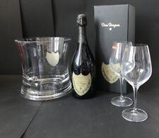 Dom Perignon Vintage 2009 Champagner 0,75l Flasche + Kühler + 2 Gläser 12,5% Vol