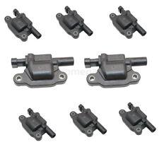 8PCS OEM Ignition Coil D510C UF413 12570616 BSC1511 12611424 for Chevrolet GM