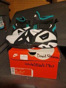 Nike Air Unlimited Emerald 2019 size 11 David Robinson 2016