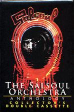 Vincent Montana, Jr. & The Salsoul Orchestra 'Anthology' Double Cassette