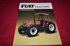 Fiat 60-66 60-66DT 70-66 70-66DT 80-66 80-66DT Tractor Dealers Brochure BWPA