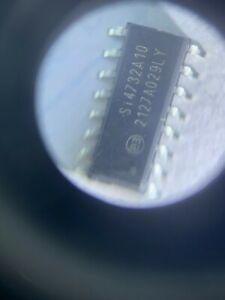 Si4732A10-GSR Broadcast AM/FM/SW/LW/RDS Radio Receiver dedicated chip