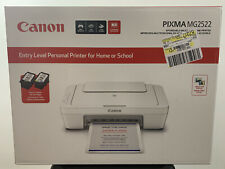 Canon Pixma MG2522 All-in-One Inkjet Printer Scanner Copier, Fast Ship 🚚💨