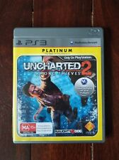 Uncharted & Uncharted 2 PS3 Games, FREE SHIPPING