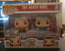 Funko POP! Vinyl Figure - WWE The Hardy Boyz 2 Pack AEW TNA ROH
