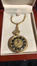 Bucherer Swiss 17 Jewel Pocket Watch / With Chain