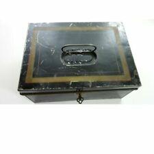 Vintage Safe Deposit Box