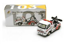 1/76 TINY DIE-CAST 103 - Hino300 World Champion Tow Truck ATC64270