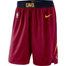 Cleveland Cavaliers Nike NBA Men's Swingman Basketball Shorts - Burgundy - New
