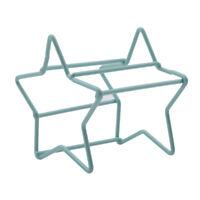Star Makeup Puff Sponge Drying Rack Holder Cute Stand Shelf Power Tool G