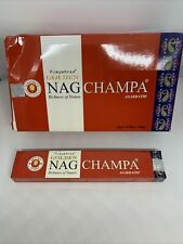 Golden Nag Champa Incense Sticks Vijayshree - 15 Gram Per Box By 12 Boxes