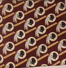 BY-THE-YARD - WASHINGTON FABRIC - NFL -  58