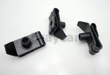 10 U Nut #10 Screw Hood Fender Wheel Housing Clip For GM Mazda For Toyota Camry