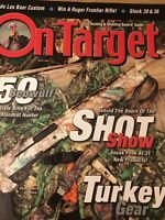 On Target March 2005 .50 Beowulf, Turkey Hunting