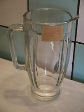 Mixtulpe für Komet KM 6 7 8 DDR Glasaufsatz Ersatzglas Mixer Glas Küchenmaschine