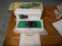 1/18 Scale Exact Detail 1968 RS/SS 396 Camaro Converitble
