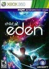 Child Of Eden (Xbox 360) Brand New SEALED ships NEXT DAY W CASE & GAME