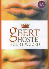 Geert Hoste houdt woord (DVD)