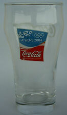 Original glass   Olympic Games ATHEN 2004  -  Official Logo  !!  RARE