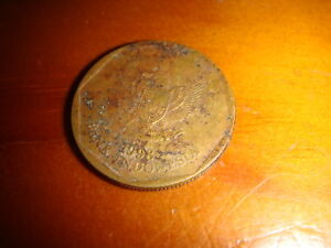 Indonesia 1998, 100 Rupiah Lucky Coin, decent circulated