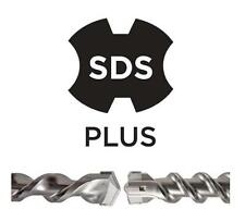"1/4"" SDS-Plus Carbide Masonry Drill Bits - 3 Different Lengths"