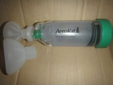AEROKAT Cat Asthma Aerosol Chamber – Easy to Use Inhaler Spacer – Asthma Reli...