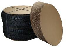 600 x Wellpapp-Zuschnitt Ø 60 cm 2-wellig * Felgenschutz | Reifenversand