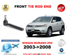 FOR NISSAN MURANO FRONT TIE ROD END 2003->2008 Z50 FITS LEFT or RIGHT HAND SIDE