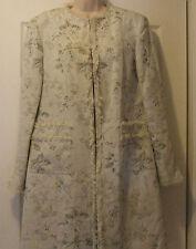 DONCASTER Vintage 60's style cotton/hemp women's coat/jacket size 8