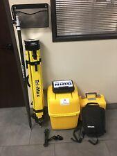 Trimble S7 3 Dr Plus Robotic Total Station With Tsc7 Amp Ddin Dnct40 160 Sagometer